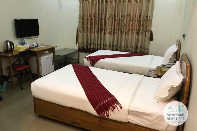 Myanmar Reisetipps | Loikaw | Hotel Mingalar