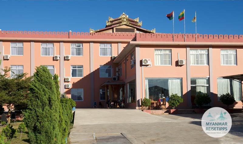 Myanmar Reisetipps | Loikaw | Hotel Myat Nan Taw