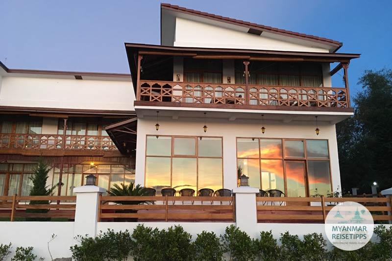 Myanmar Reisetipps | Loikaw | Loikaw Lodge
