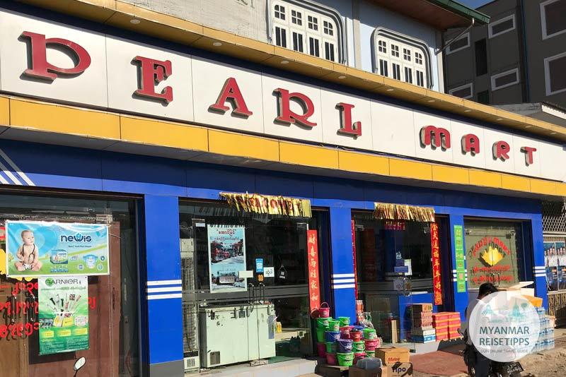 Myanmar Reisetipps | Loikaw | Pearl Mart
