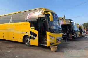 Myanmar Reisetipps | Mandalay | JJ Express Bus