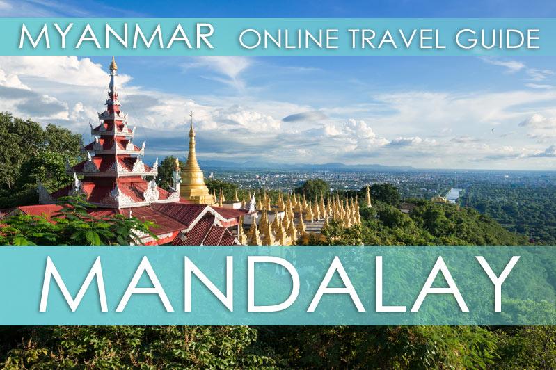 Die besten Tipps für Mandalay in Myanmar