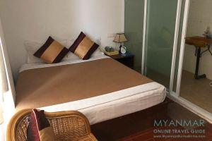 Myanmar Reisetipps | Mandalay | Doppelzimmer im Sunny Hotel
