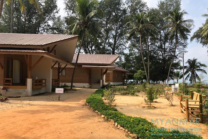 Myanmar Reisetipps | Dawei Peninsula | Star Resort