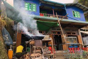 Myanmar Reisetipps | Mindat | Bäckerei an der Hauptstraße