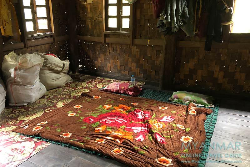 Myanmar Reisetipps | Mindat | Homestay im Chin-Dorf Kyardo