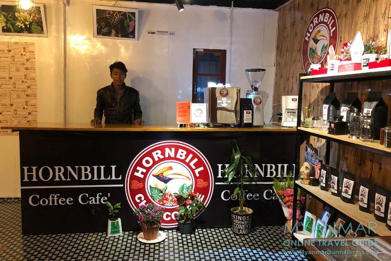 Myanmar Reisetipps | Mindat | Hornbill Café
