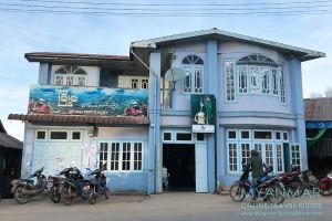 Myanmar Reisetipps | Mindat | Myo Ma Restaurant
