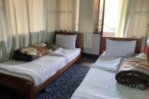 Myanmar Reisetipps | Mindat | Zimmer im Se Naing Family Guest House
