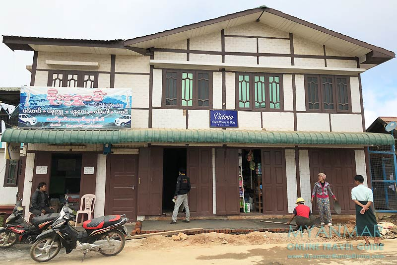Myanmar Reisetipps | Mindat | Victoria Guesthouse