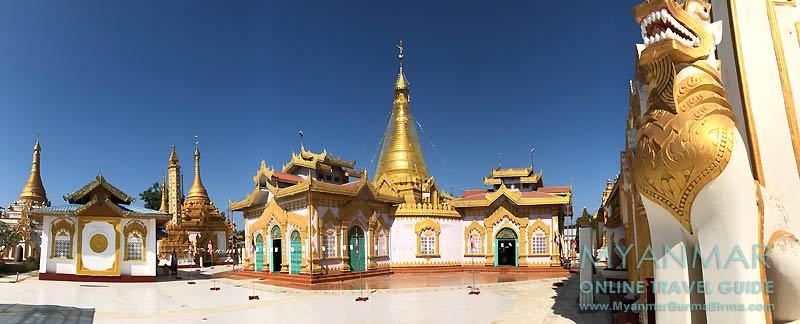 Myanmar Reisetipps | Pakokku | Sithu Shin Pagode