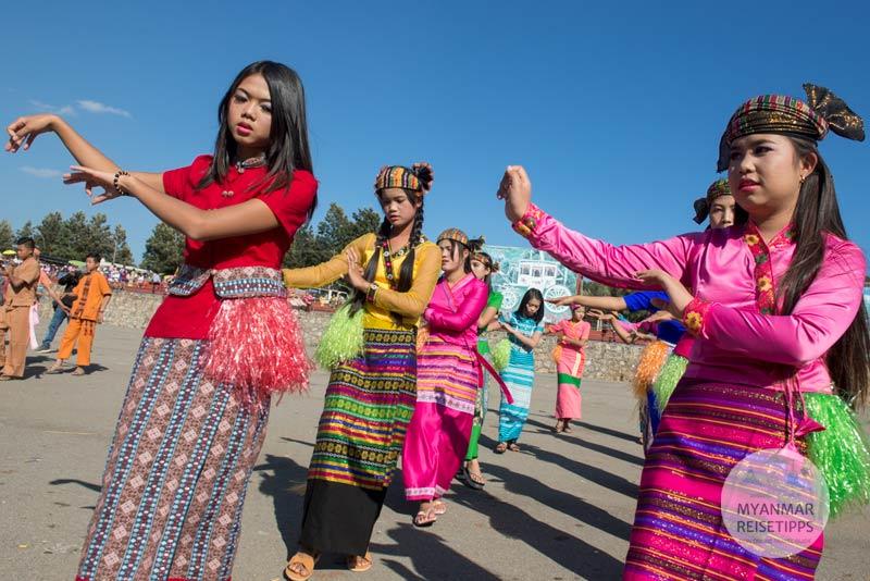Myanmar Reisetipps | Balloon Festival in Pyin U Lwin