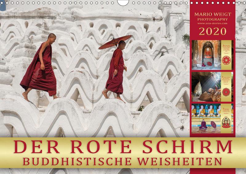 Kalender 2020 DER ROTE SCHIRM