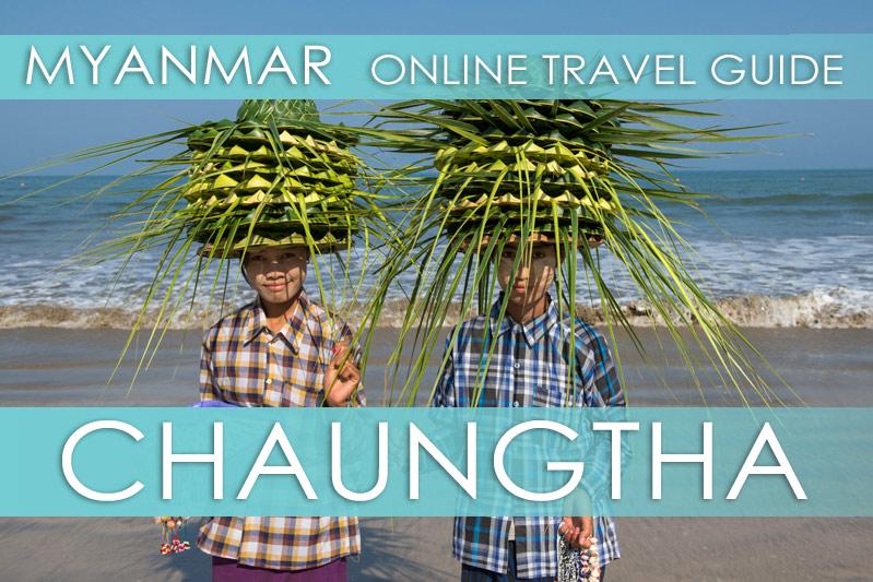 Tipps für den Chaungtha Beach in Myanmar