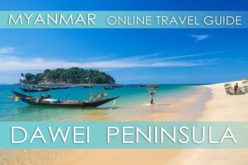 Die besten Tipps für Dawei Peninsula in Myanmar