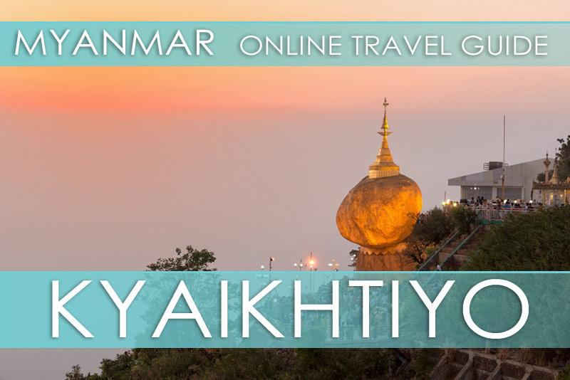 Tipps Myanmar | Goldener Felsen Kyaikhtiyo