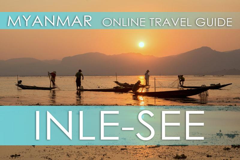 Tipps für den Inle-See und Indein in Myanmar