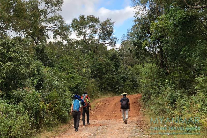 Myanmar Reisetipps | Umgebung von Kalaw | TrekkingMyanmar Reisetipps | Umgebung von Kalaw | Trekking