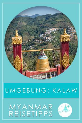 Tipps für die Umgebung von Kalaw