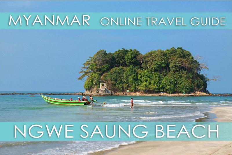 Tipps für den Ngwe Saung Beach in Myanmar
