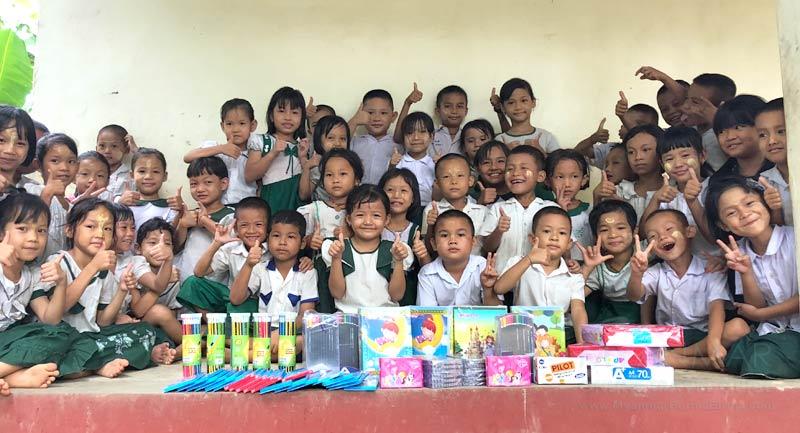 Tipps Myanmar | Aktion Schulkinder