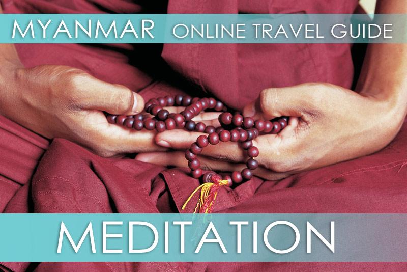 Tipps für Meditation in Myanmar