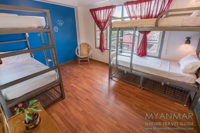 Myanmar Reisetipps | Nyaungshwe | Hostel Ostello Bello