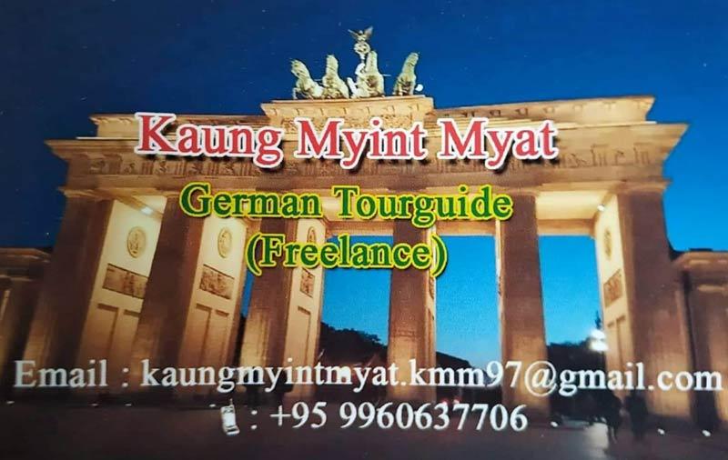 Tipps Myanmar   Deutschsprechender Guide