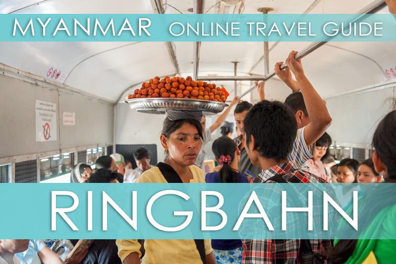 Die besten Tipps für den Circular Train (Ringbahn) in Yangon