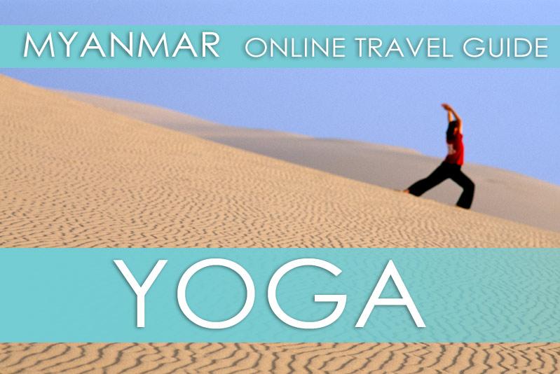 Tipps für Yoga in Myanmar