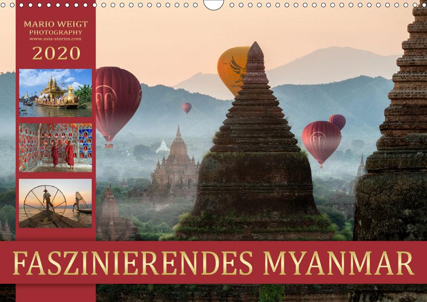 Kalender Myanmar 2020