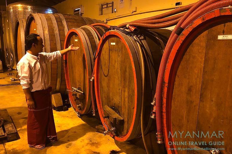 Myanmar Reisetipps | Aythaya | Aythaya Vineyard Estate