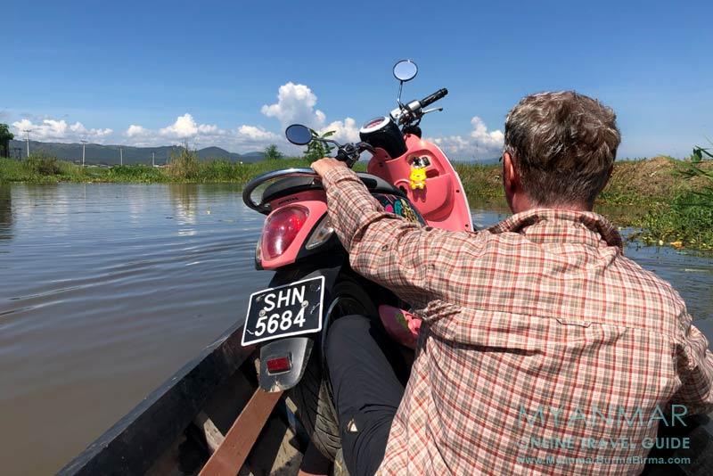 Myanmar Reisetipps | Inle-See | Boot von Sao Hin nach Thang Tho