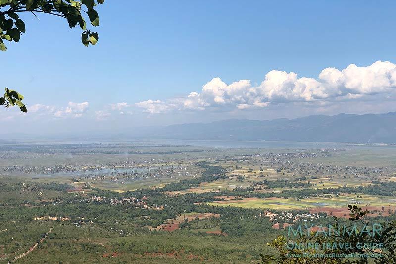 Myanmar Reisetipps | Inle-See | Shwe Oo Daung Taung (Golden Peacock Mountain)