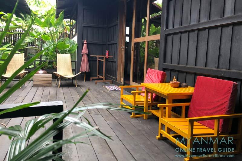 Myanmar Reisetipps | Inle-See und Indein | La Maison Birmane in Nyaungshwe