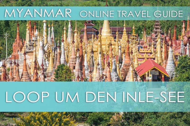 Myanmar Tipps | Mit dem Motorbike um den Inle-See