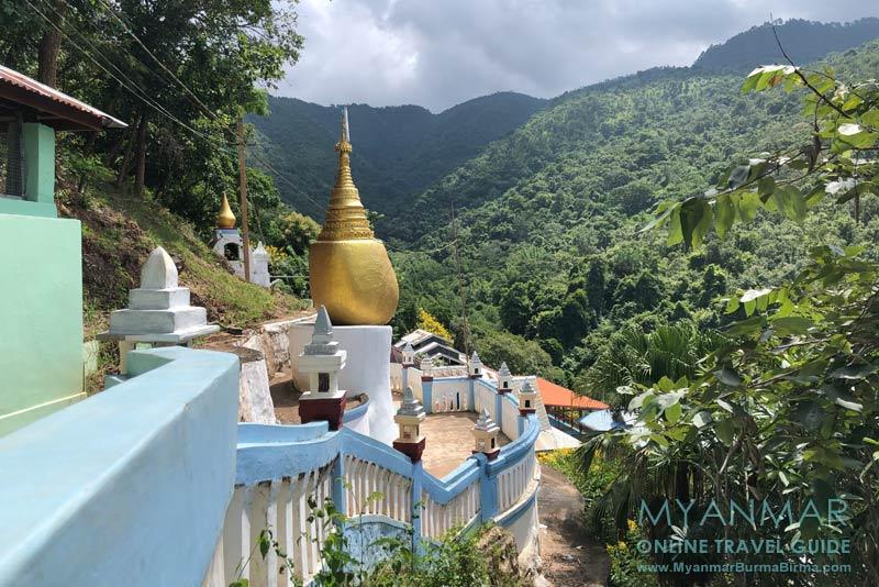 Myanmar Reisetipps | Inle-See | Aussichtspunkt in Maing Thauk