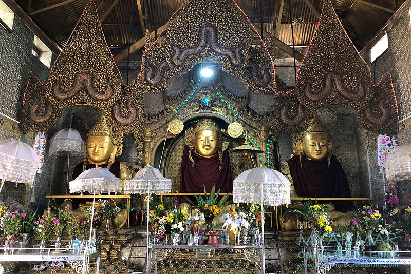 Myanmar Reisetipps | Inle-See | Pagode Taung Tho