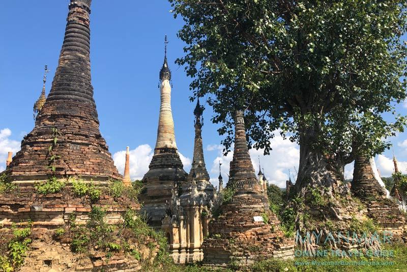 Myanmar Reisetipps | Samkar | Pagodenkomplex