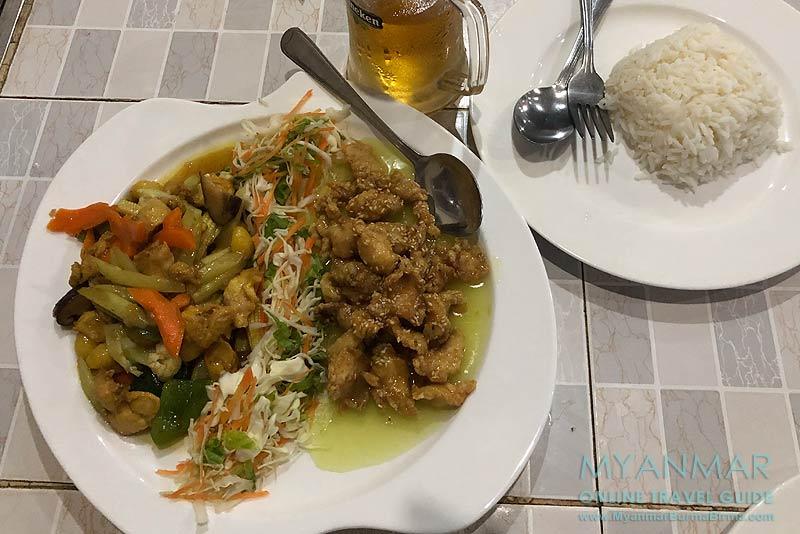 Myanmar Reisetipps | Bago | Do You Like Restaurant