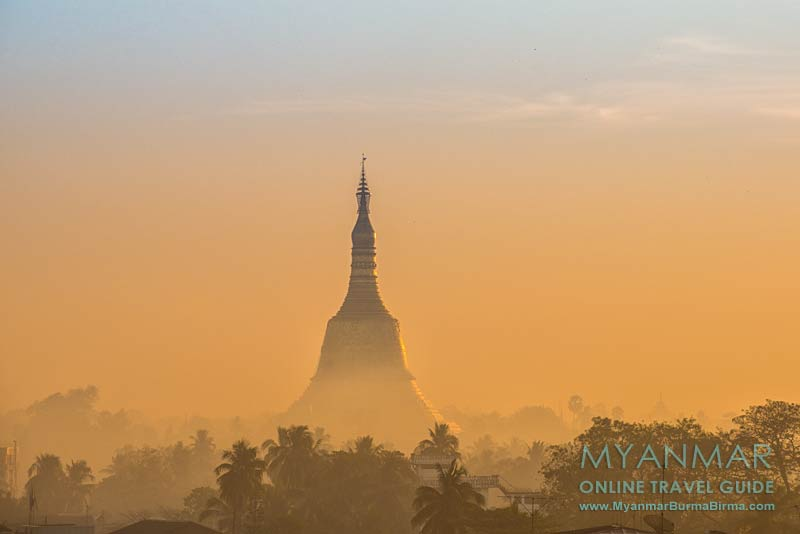 Myanmar: Shwemawdaw-Pagode in Bago