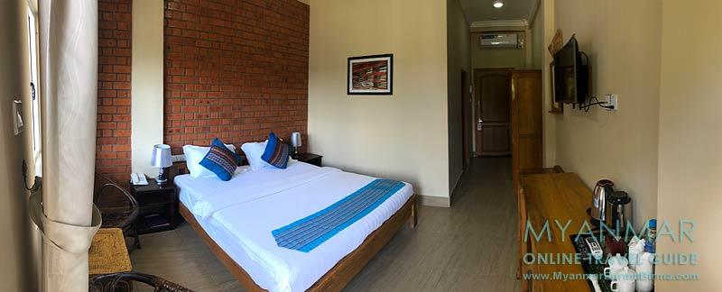 Myanmar Reisetipps | Bago | The Pegu Lodge
