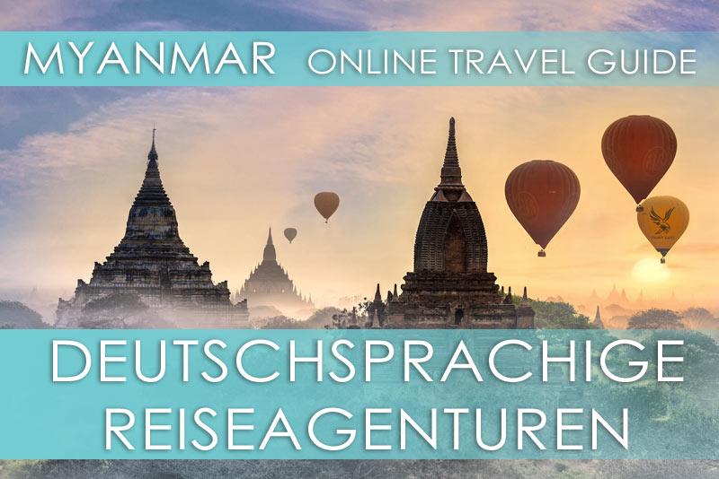 Tipps Myanmar | Deutschsprachige Reiseagenturen