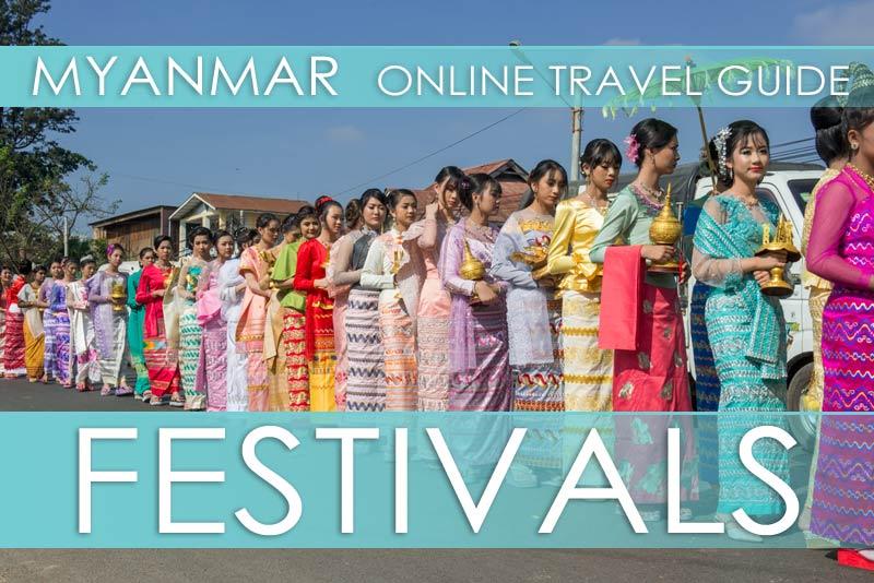 Tipps Myanmar Feste und Feiertage