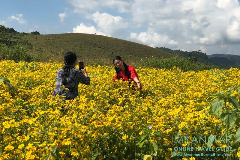 Myanmar Reisetipps | Umgebung von Kalaw | Fotospot der Locals