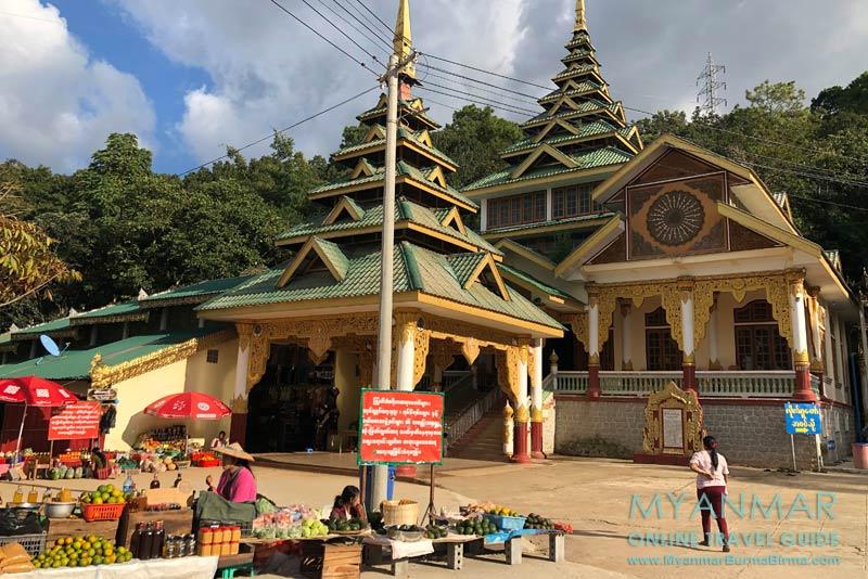 Myanmar Reisetipps | Umgebung von Kalaw | Höhle Myin Ma Hti