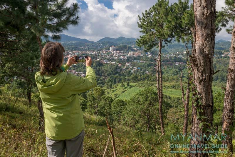 Myanmar Reisetipps | Kalaw | Wanderung zur Ma Naw Hla Pagode