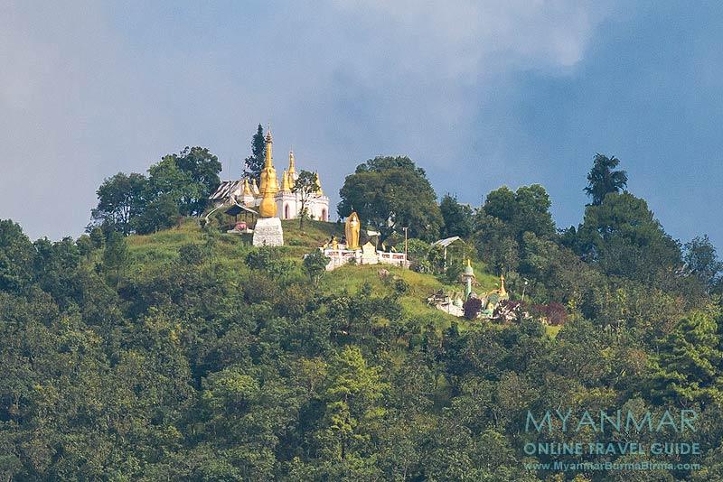 Myanmar Reisetipps | Umgebung von Kalaw | Wanderung zur Ma Naw Hla Pagode
