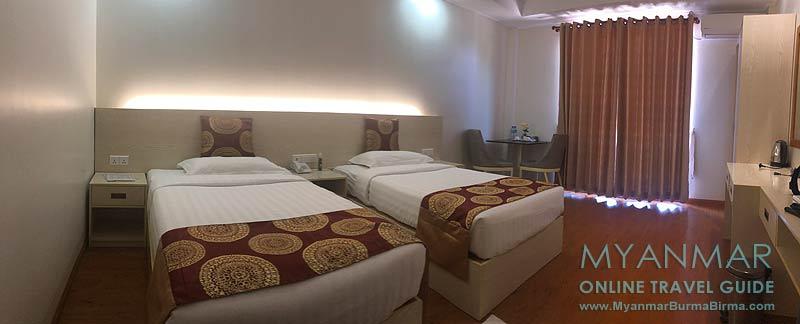 Myanmar Reisetipps | Kalaw | Mya Yar Pin Hotel