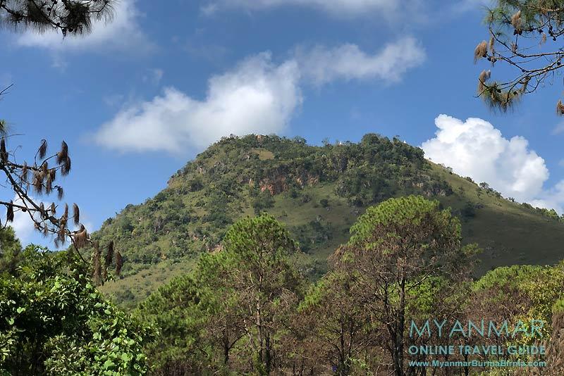 Myanmar Reisetipps | Umgebung von Kalaw | Osei Mountain